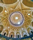 Die Haube des großartigen Basars, Kerman, der Iran lizenzfreies stockfoto