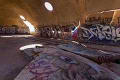 Die Hauben in der Casa großes Arizona lizenzfreie stockfotografie