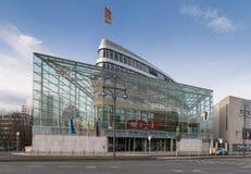 Die Hauptsitze der deutschen konservativen Partei CDU (Christian Democratic Party) stockfotografie