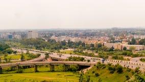 Die Hauptstadt von Pakistan lizenzfreie stockbilder