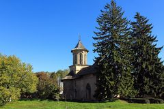 Die heilige Freitag-Kirche Lizenzfreies Stockbild