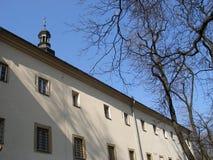 Die heiligste unverheiratetfrauen-Schnee Maria-Kirche Stockbild