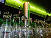 Die Heineken-Erfahrung Stockbild