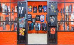 Die Hemden in der Art Lizenzfreie Stockfotos