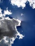 Die Himmel Lizenzfreie Stockfotografie