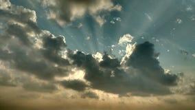 Die Himmel Lizenzfreies Stockfoto