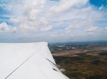 Die himmlische Fläche Lizenzfreie Stockbilder