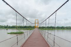 Die historische Brücke Stockfotos