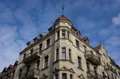 Gebäude von Torun Stockbilder