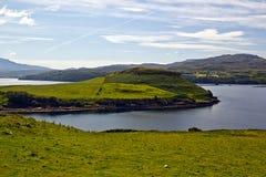Die Hochländer - Insel von Skye Lizenzfreie Stockfotos