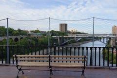 Die hohe Brücke 30 Lizenzfreies Stockbild