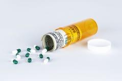 Die hohen Kosten der Drogen Lizenzfreie Stockfotos