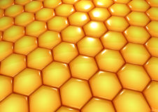 Die Honigwelt Stockbilder