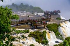 Die Iguaçu-Wasserfälle