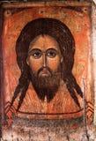 Die Ikone von Jesus Christ Lizenzfreies Stockbild