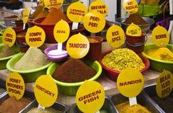 Die indische Gemeinschaft in Durban Lizenzfreies Stockfoto