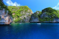 Die Insel Stockfotos