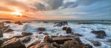 Die Insel, St. Ives lizenzfreies stockfoto