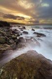 Die Insel, St. Ives Stockfotografie