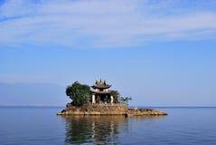 Die Insel von Dali Stockbild