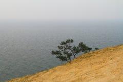 Die Insel von Olkhon auf dem Baikalsee Lizenzfreies Stockfoto