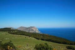 Die Insel von Sizilien, Palermo Stockbild