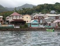 Die Insel von St Lucia Lizenzfreie Stockbilder
