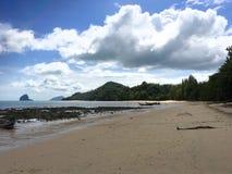 Die Insel von Yao Noi thailand lizenzfreie stockfotografie