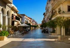 Die Insel von Zakynthos, Griechenland, Stockfotos