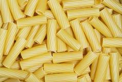 Die italienischen Nudeln Tortiglioni Lizenzfreies Stockfoto
