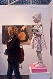 Die jährliche London-Kunst angemessen. Lizenzfreie Stockfotos