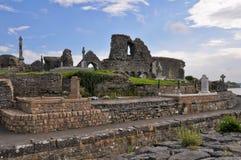 Die Jahrbücher der vier Meister, Donegal (Irland) Lizenzfreies Stockfoto