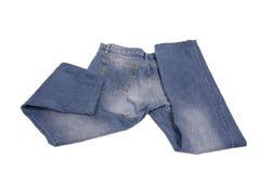 Die Jeans der Männer Lizenzfreie Stockbilder