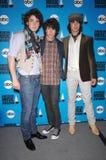 Die Jonas-Brüder stockbilder