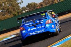 Die Jungfrau-Australien-Supercars-Meisterschaft stockfotografie