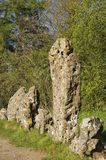 Die Könige Men Stone Circle Lizenzfreies Stockfoto