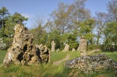 Die Könige Men Stone Circle Lizenzfreie Stockfotos