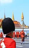 Die königliche Verbrennung-Zeremonie, BANGKOK, THAILAND stockfotografie
