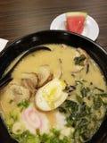 die köstliche japanische Küche stockbild