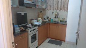 Die Küche lizenzfreie stockbilder