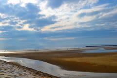 Die Küste Lizenzfreie Stockfotos