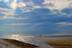 Die Küste Stockfotografie