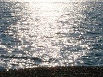 die Küste von Sochi Lizenzfreie Stockfotografie