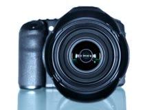 Die Kamera Lizenzfreie Stockbilder