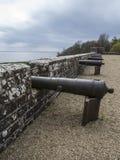 Die Kanone stockbilder