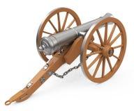 Die Kanone Stockfoto