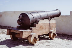 Die Kanone Lizenzfreies Stockbild