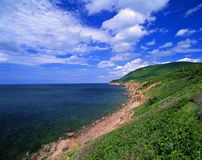 Die Kap-Breton-Insel Lizenzfreie Stockfotos