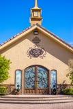 Die Kapelle der Blumen Las Vegas Nevada Lizenzfreies Stockfoto