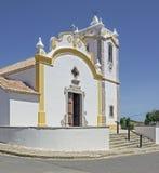 Die Kapelle von Budens in Südportugal Stockfoto